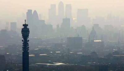 air-pollution-in-London